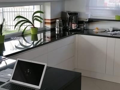 Blat kuchenny wykonany przez Kominki Lexus