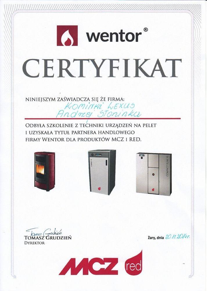 certifikatred